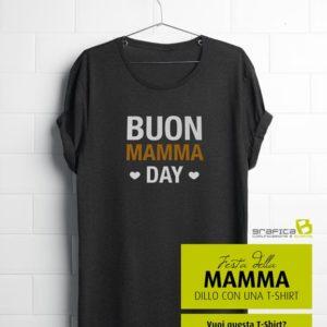 idea regalo per la festa della mamma t-shirt mamma day