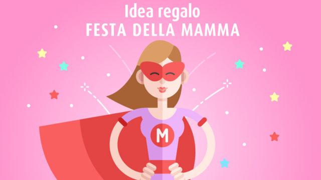 Cerchi un'idea regalo per la festa della mamma? Scegli una t-shirt personalizzata