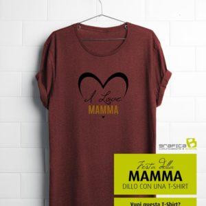 idea regalo per la festa della mamma cuore