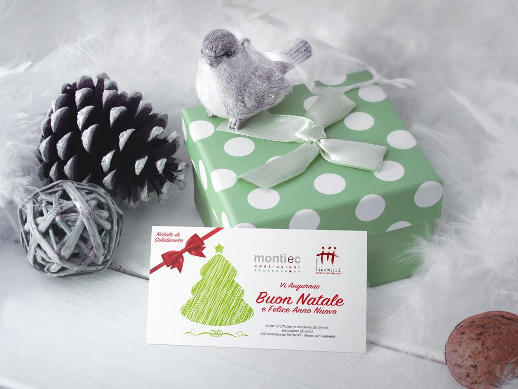 Agenzia di comunicazione Milano Biglietti di Natale auguri