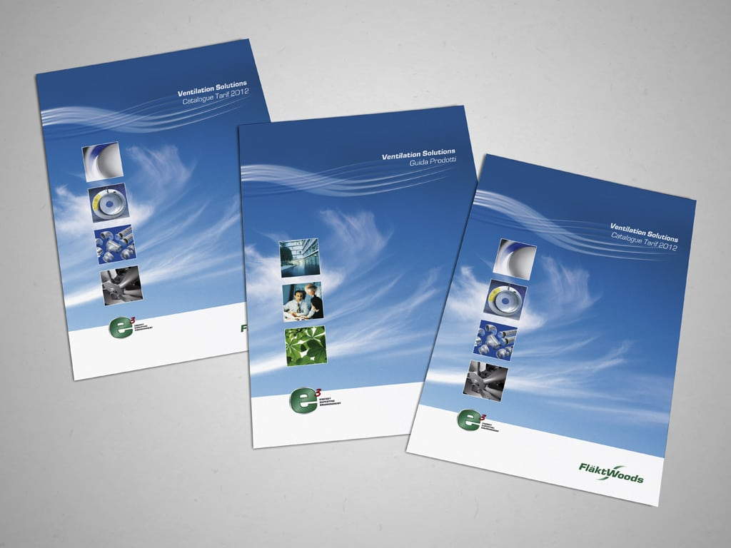 progettazione catalogo