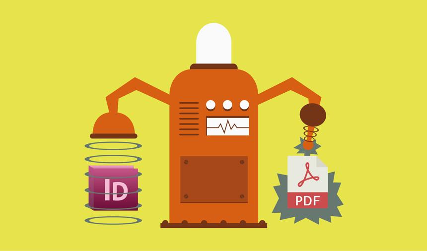 4 regole per esportare un PDF per la stampa con InDesign
