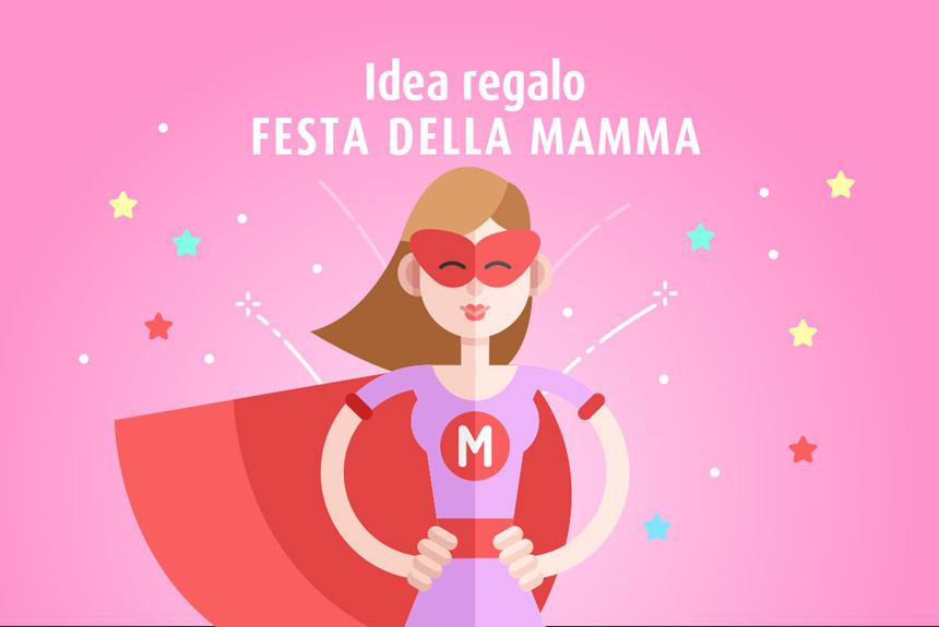 Idea regalo per la festa della mamma? Scegli una t-shirt personalizzata
