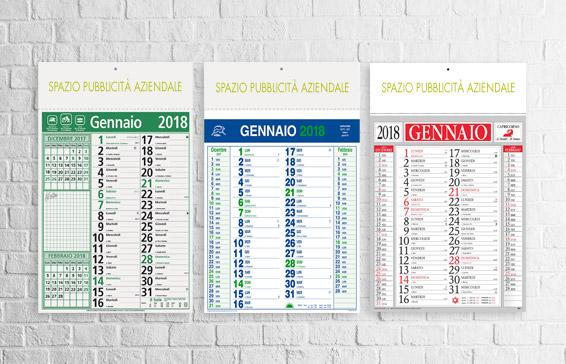 calendari olandesi personalizzati