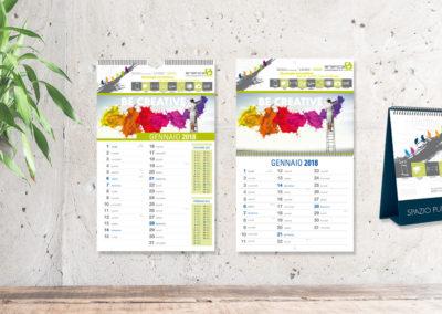 calendari da muro personalizzati
