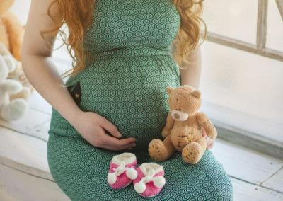 foto gravidanza milano