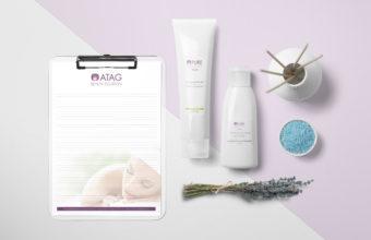 Eticnette adesive per Cosmetici