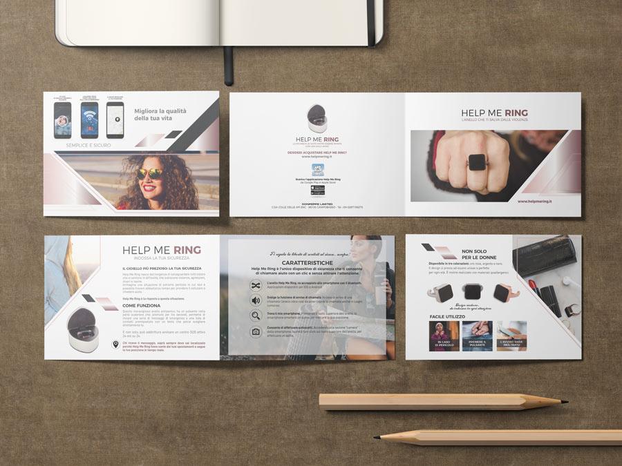realizzazione brochure milano