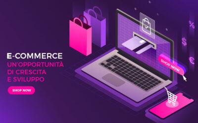 Sito e-commerce – Un'opportunità di crescita e sviluppo